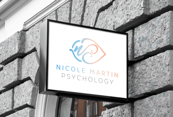 Nicole Martin Psychology Signage