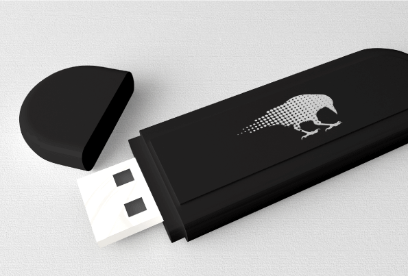 White Crow Digital USB